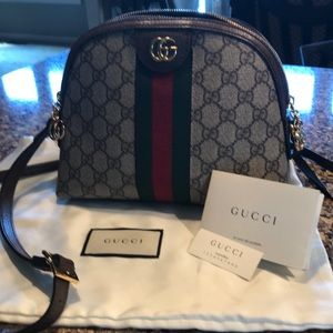 Brand new never used authentic Gucci bag